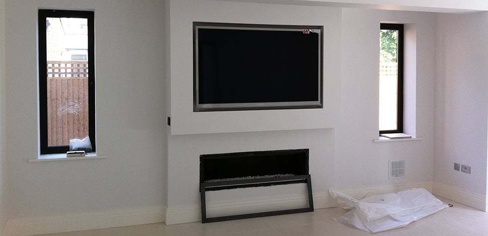 Installtion 65 Inch TV